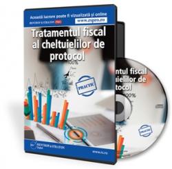Tratamentul fiscal al cheltuielilor de protocol. 37 Studii de caz conform Noului Cod fiscal