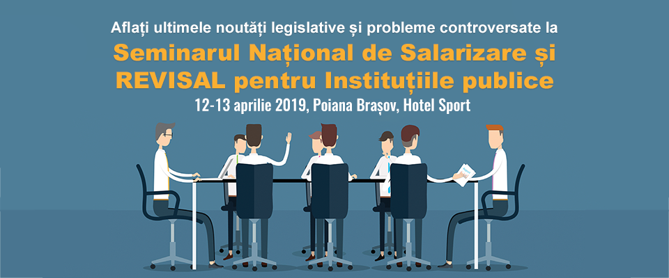 seminar national revisal si salarizare