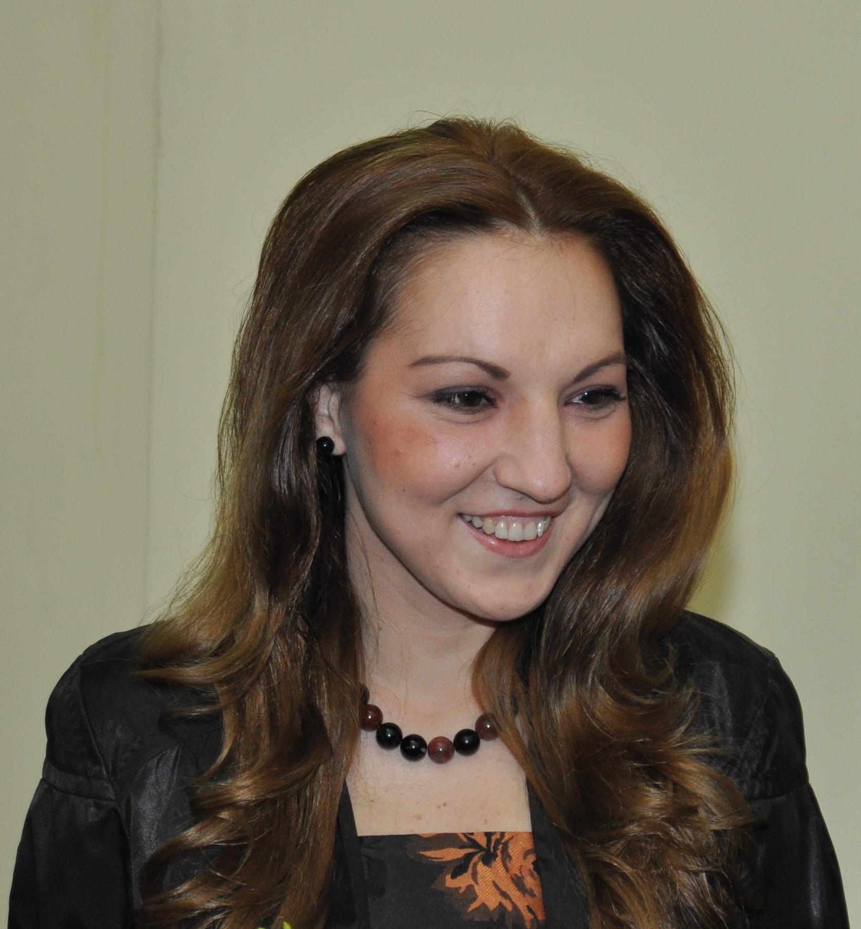 Psiholog Loredana Andrei Ionascu