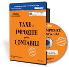 CD Consilier Taxe si Impozite pentru contabili