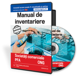 manual inventariere