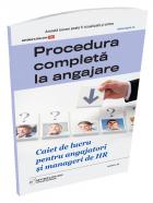 Caiet de lucru pentru angajator - procedura completa la angajare