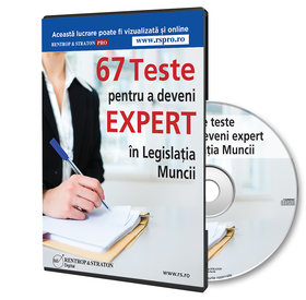 test expert legislatia muncii