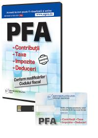 PFA: Contributii, Taxe, Impozite si Deduceri