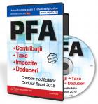 CD PFA: Contributii, Taxe, Impozite si Deduceri