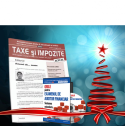 Newsletter Taxe si Impozite Actual