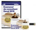 Consultant fiscal - Teste grila actualizate pentru examen