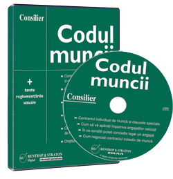 Description: CD Consilier Codul Muncii