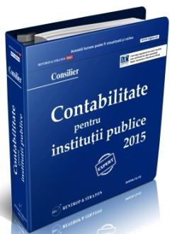 Contabilitate pentru Institutii Publice