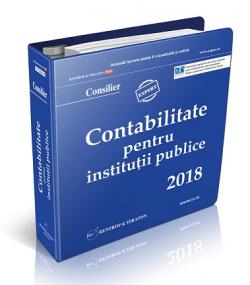 Monografii Contabile Institutii Publice 2018