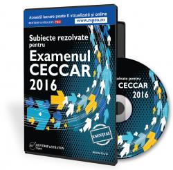 Teste de verificare pentru examenul CECCAR 2016