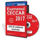 Subiecte rezolvate pentru examenul CECCAR 2017