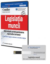 consilier legislatia muncii