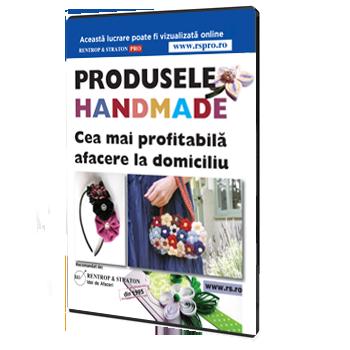 afaceri produse handmade