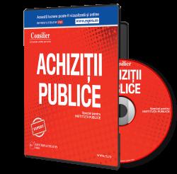 proceduri operationale achizitii publice