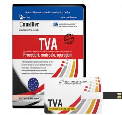 Consilier TVA stick