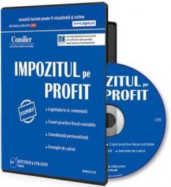 CD Consilier Impozitul pe profit