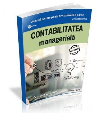 Contabilitatea manageriala