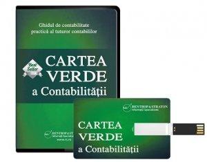 Cartea Verde a Contabilitatii 2021 (Stick USB)
