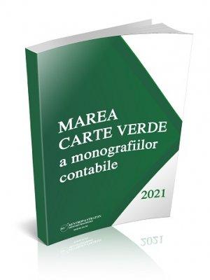 Marea Carte Verde a Monografiilor Contabile 2021(varianta tiparita)