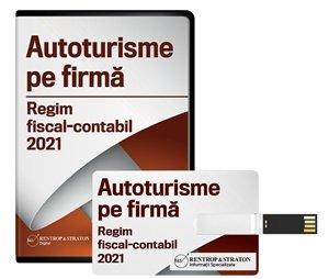 Autoturisme de firma. Regim fiscal-contabil