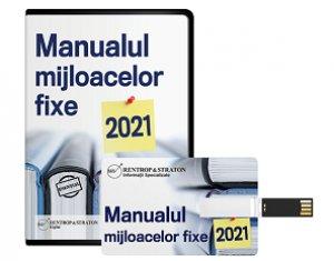 Manualul mijloacelor fixe 2021