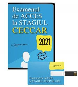 Examenul de ACCES la STAGIUL CECCAR 2021
