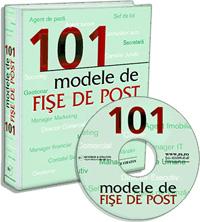 101 modele fise de post