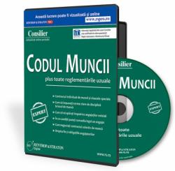 CD Consilier Codul Muncii