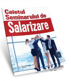 Caietul Seminarului de Salarizare