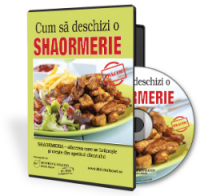 Shaormeria - afacerea care se hraneste si creste din apetitul clientului