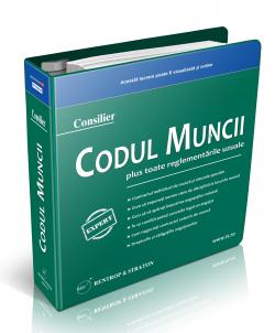 Consilier Codul Muncii