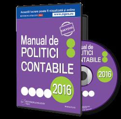 Manual de politici contabile 2016