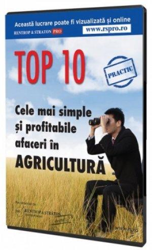 10 cele mai profitabile afaceri in agricultura