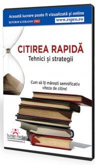 Citirea rapida - tehnici si strategii