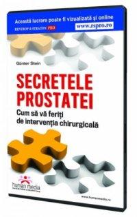 Secretele prostatei