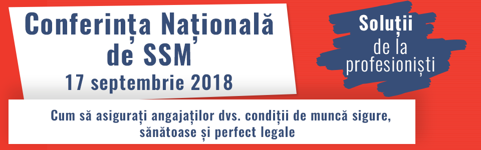 conferinta nationala de ssm