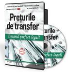 CD Preturile de transfer. Dosarul perfect legal