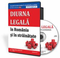 Diurna legala interna si externa
