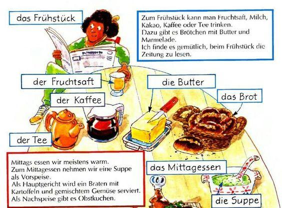 verbele in germana la toate timpurile