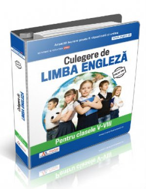 Culegere fise lucru pentru invatarea limbii engleze pentru clasele V-VIII