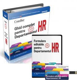 Consilier Ghid complet pentru Departamentul HR