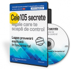 Alege siguranta! Alege Cele 105 secrete legale care te scapa de control. Legea prevenirii explicata in favoarea ta!!