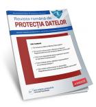 Revista Romana de Protectia datelor - totul despre Regulamentul GDPR in 2018