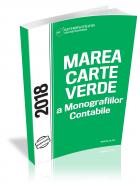 Marea Carte Verde a Monografiilor Contabile 2018