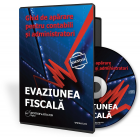 Evaziune fiscala, ghid de aparare pentru contabili si administratori