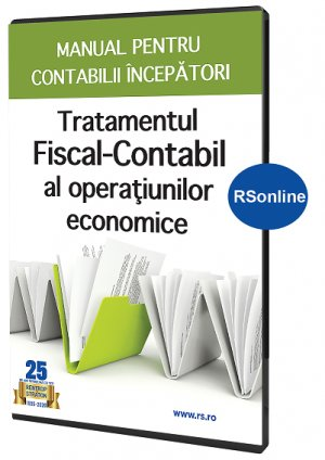 Tratamentul fiscal-contabil al operatiunilor economice