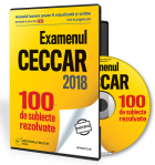 Subiecte rezolvate pentru examenul CECCAR 2018