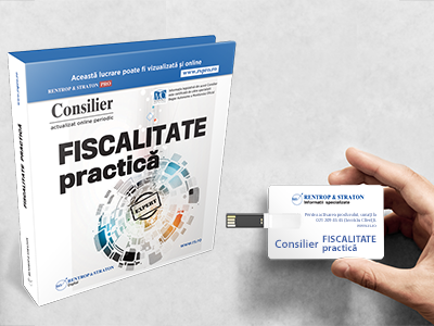 Consilier Fiscalitate Practica