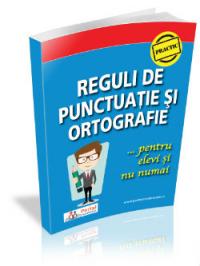 Dictionarul explicativ al semnelor de punctuatie si ortografie